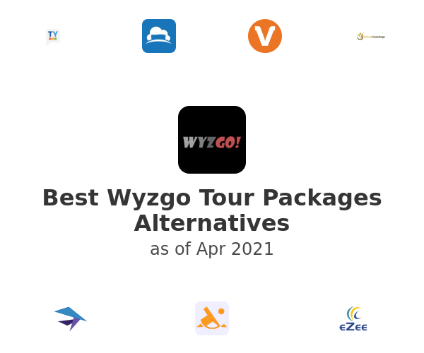 Best Wyzgo Tour Packages Alternatives