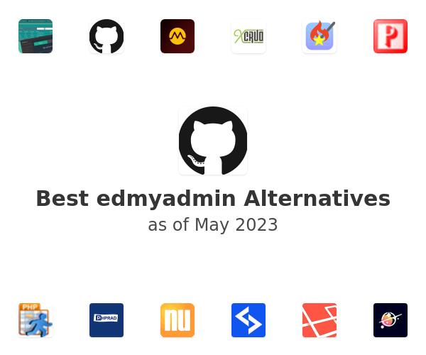 Best edmyadmin Alternatives
