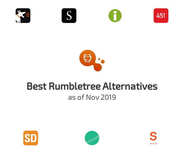 Best Rumbletree Alternatives
