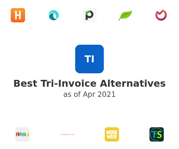 Best Tri-Invoice Alternatives