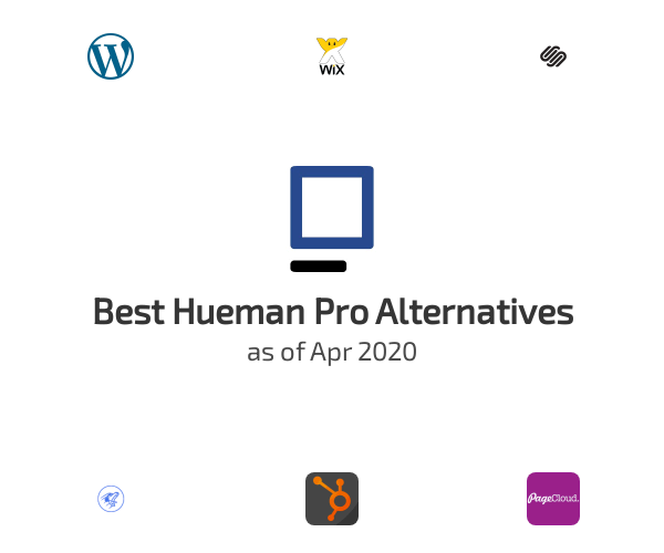 Best Hueman Pro Alternatives