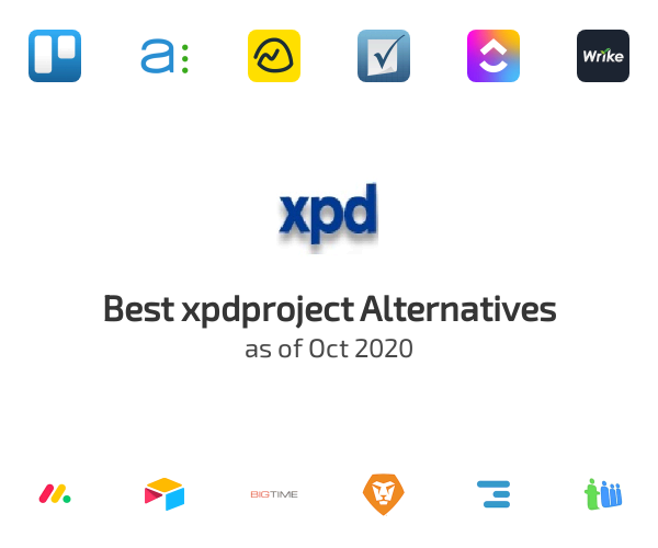 Best xpdproject Alternatives