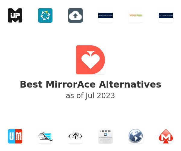 Best MirrorAce Alternatives