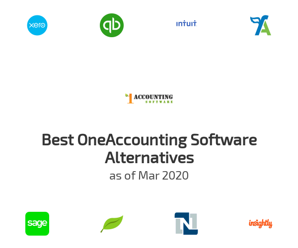 Best OneAccounting Software Alternatives
