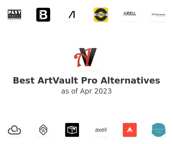 Best ArtVault Pro Alternatives