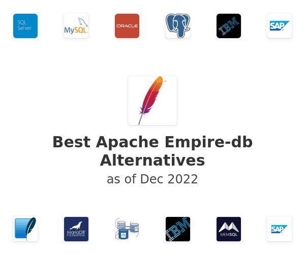 Best Apache Empire-db Alternatives