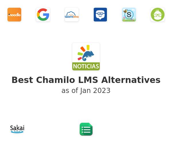 Best Chamilo LMS Alternatives