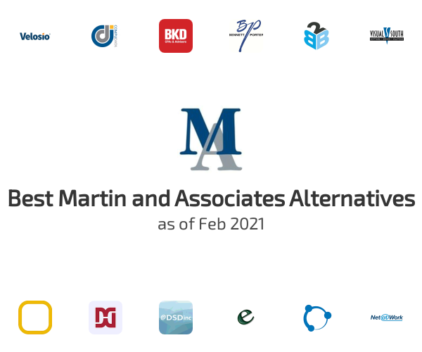 Best Martin and Associates Alternatives
