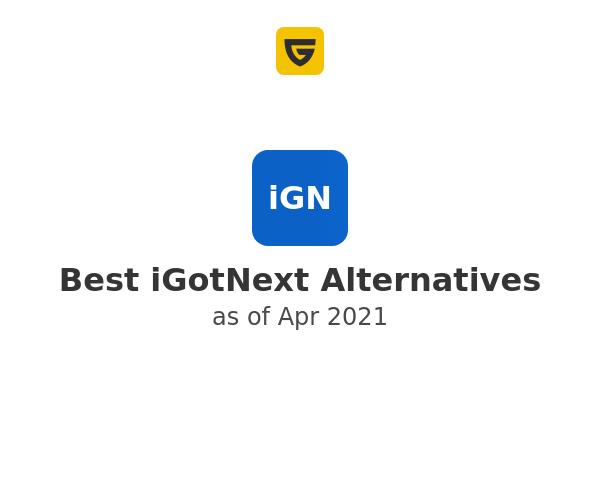 Best iGotNext Alternatives