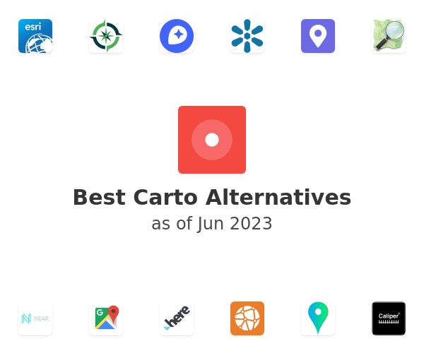 Best CartoDB Alternatives