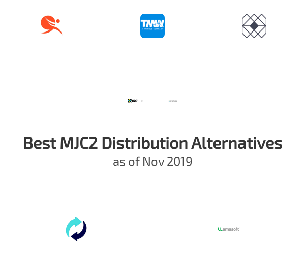 Best MJC2 Distribution Alternatives