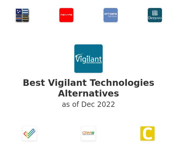 Best Vigilant Technologies Alternatives