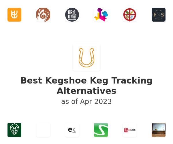 Best Kegshoe Keg Tracking Alternatives