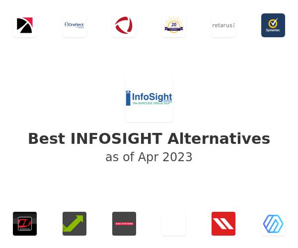 Best INFOSIGHT Alternatives