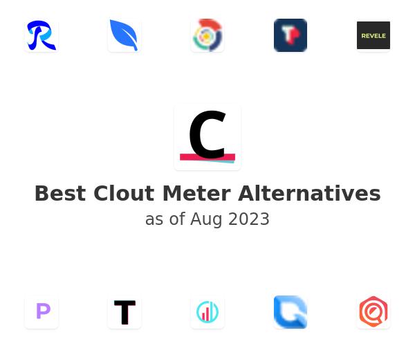 Best Clout Meter Alternatives