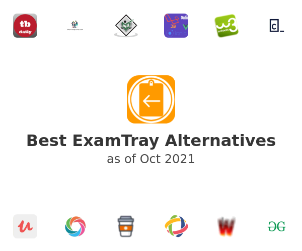Best ExamTray Alternatives