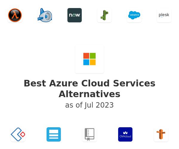 Best Azure Cloud Services Alternatives