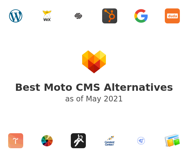 Best Moto CMS Alternatives