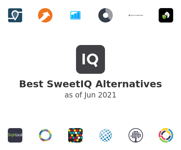 Best SweetIQ Alternatives