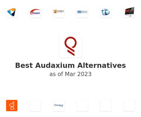 Best Audaxium Alternatives