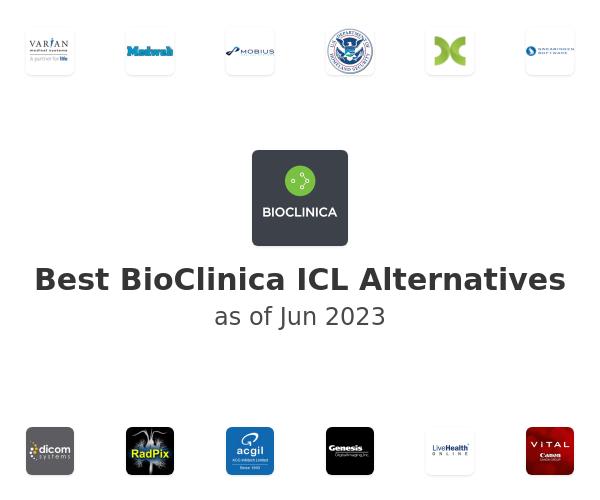 Best BioClinica ICL Alternatives