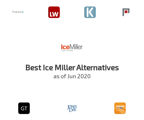 Best Ice Miller Alternatives