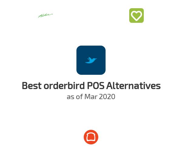 Best orderbird POS Alternatives