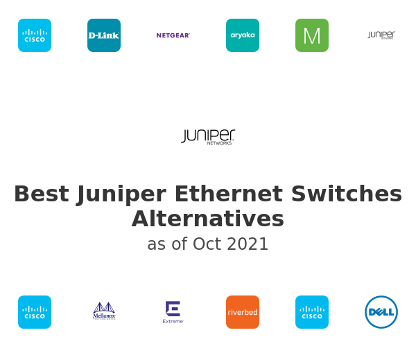 Best Juniper Ethernet Switches Alternatives