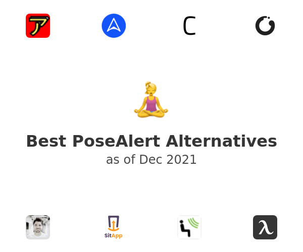 Best PoseAlert Alternatives
