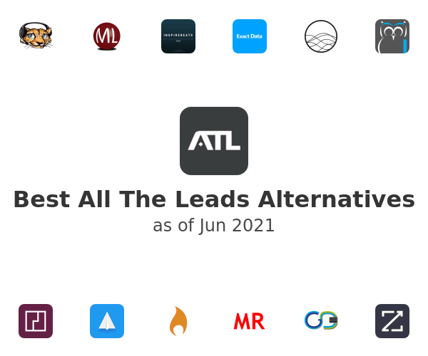 Best All The Leads Alternatives