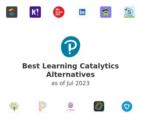 Best Learning Catalytics Alternatives