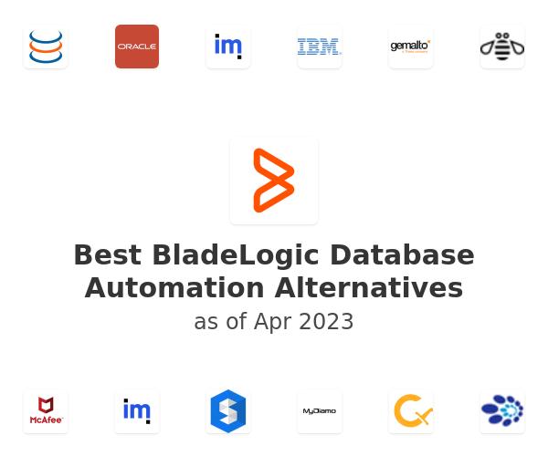 Best BladeLogic Database Automation Alternatives