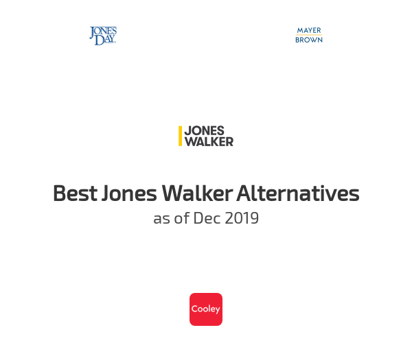 Best Jones Walker Alternatives