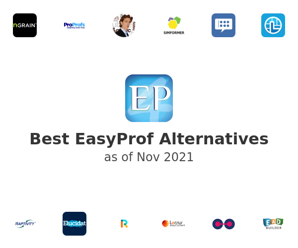 Best EasyProf Alternatives