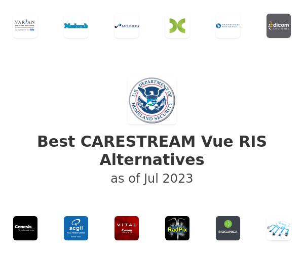 Best CARESTREAM Vue RIS Alternatives