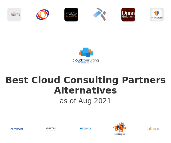 Best Cloud Consulting Partners Alternatives