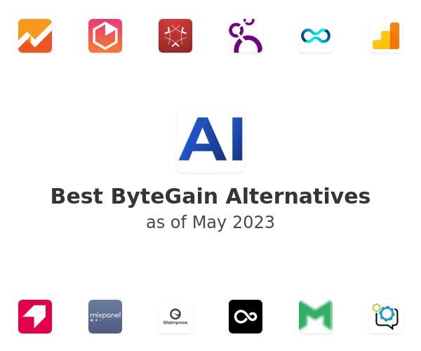 Best ByteGain Alternatives