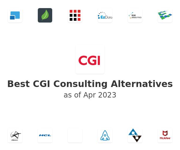 Best CGI Consulting Alternatives