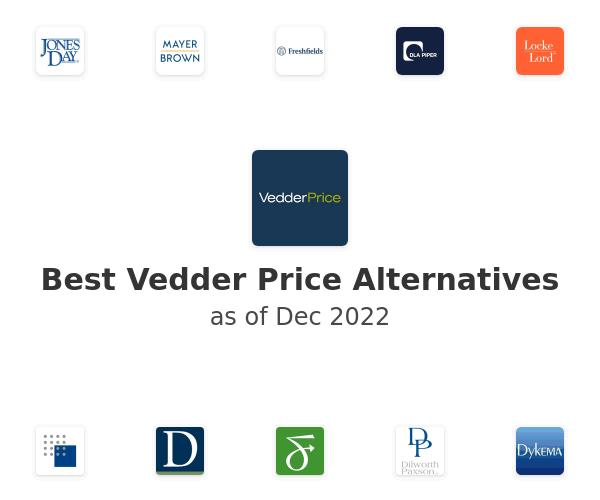 Best Vedder Price Alternatives
