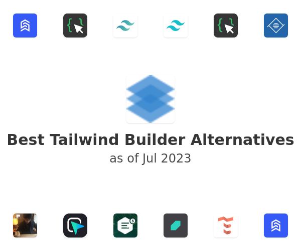 Best Tailwind Builder Alternatives
