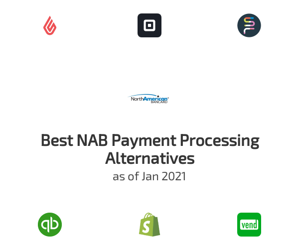 Best NAB Payment Processing Alternatives