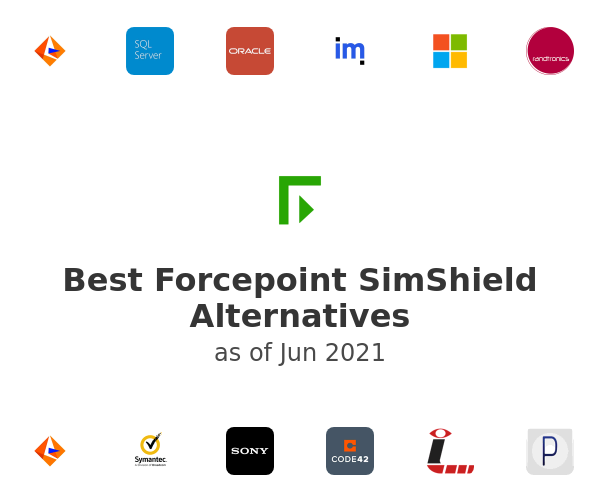 Best Forcepoint SimShield Alternatives