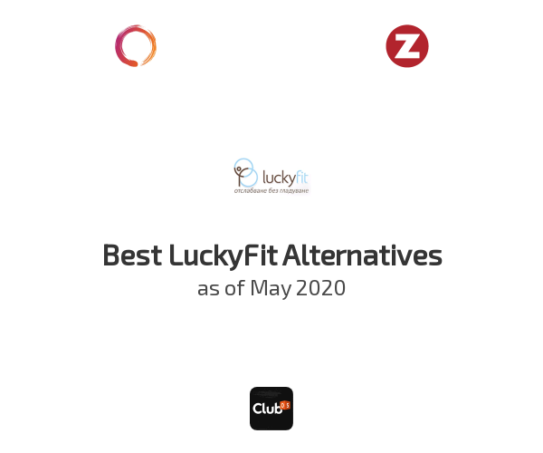 Best LuckyFit Alternatives
