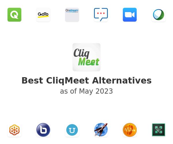 Best CliqMeet Alternatives
