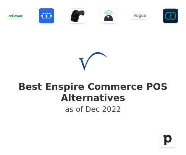 Best Enspire Commerce POS Alternatives
