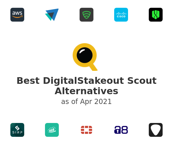 Best DigitalStakeout Scout Alternatives
