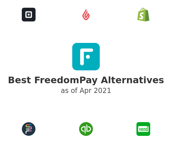Best FreedomPay Alternatives