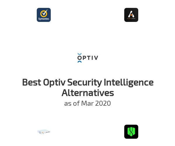 Best Optiv Security Intelligence Alternatives