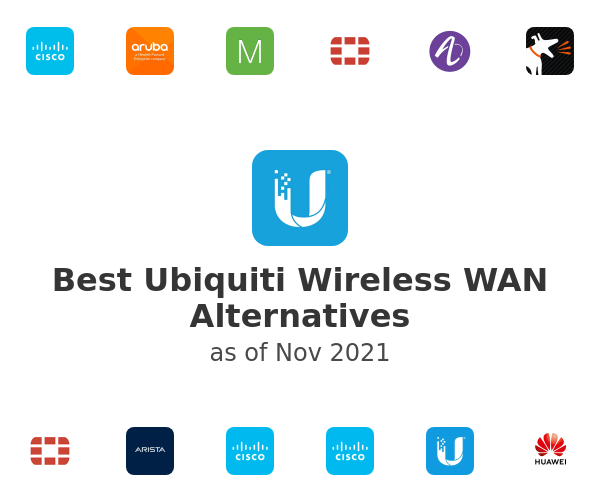 Best Ubiquiti Wireless WAN Alternatives