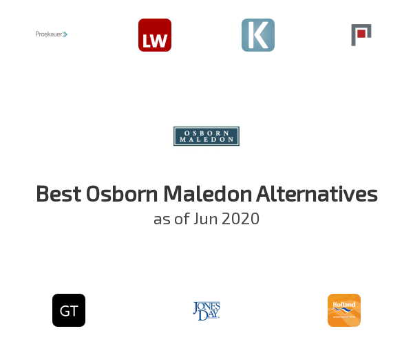 Best Osborn Maledon Alternatives